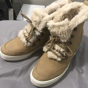 Very soft boots